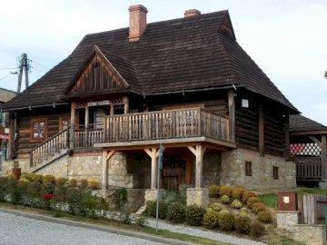Pruchnik town - Podkarpackie - climatic town of Pruchnik