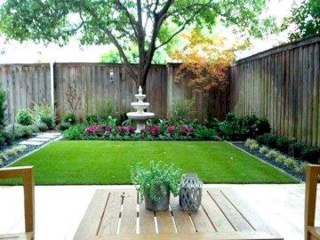 jardin fleuri - joli jardin de fleurs