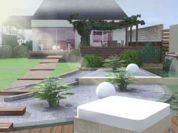 Ogród... - ................................