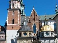 Kraków - Wawel - Wawel-kaplica Zygmuntowska