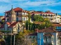 Hermoso paisaje georgiano - Increíble Georgia, hermosas vistas