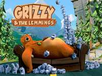 grizzly e lemmings