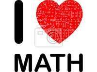 Älskar MATMA - Dessa pussel är gjorda för matematikgenier. De är lugnande och intressanta. Jag är fantastisk oc