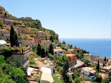 Sicile - l'une des plus belles îles d'Italie - La Sicile est une île d'Italie