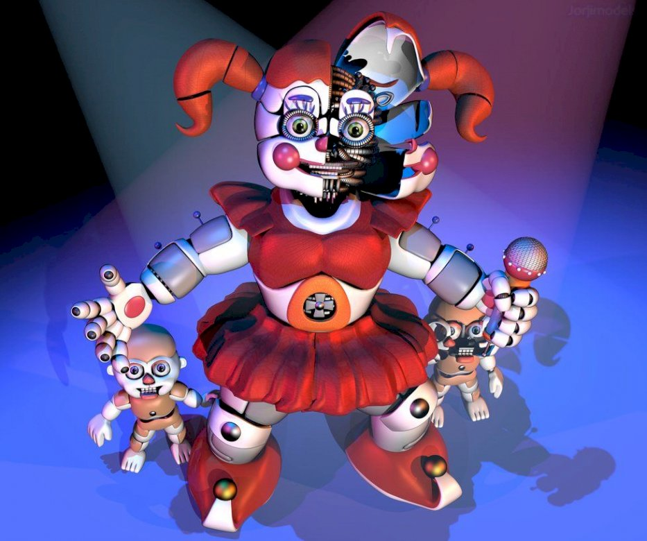 in roblox game how do i kick lucys football Fnaf Sister Location Circus Baby Play Jigsaw Puzzle For Free At Puzzle Factory