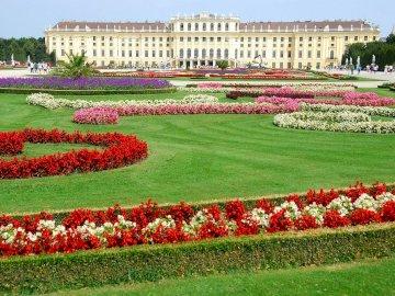 Vienna-Austria - Vienna-Austria-Palace
