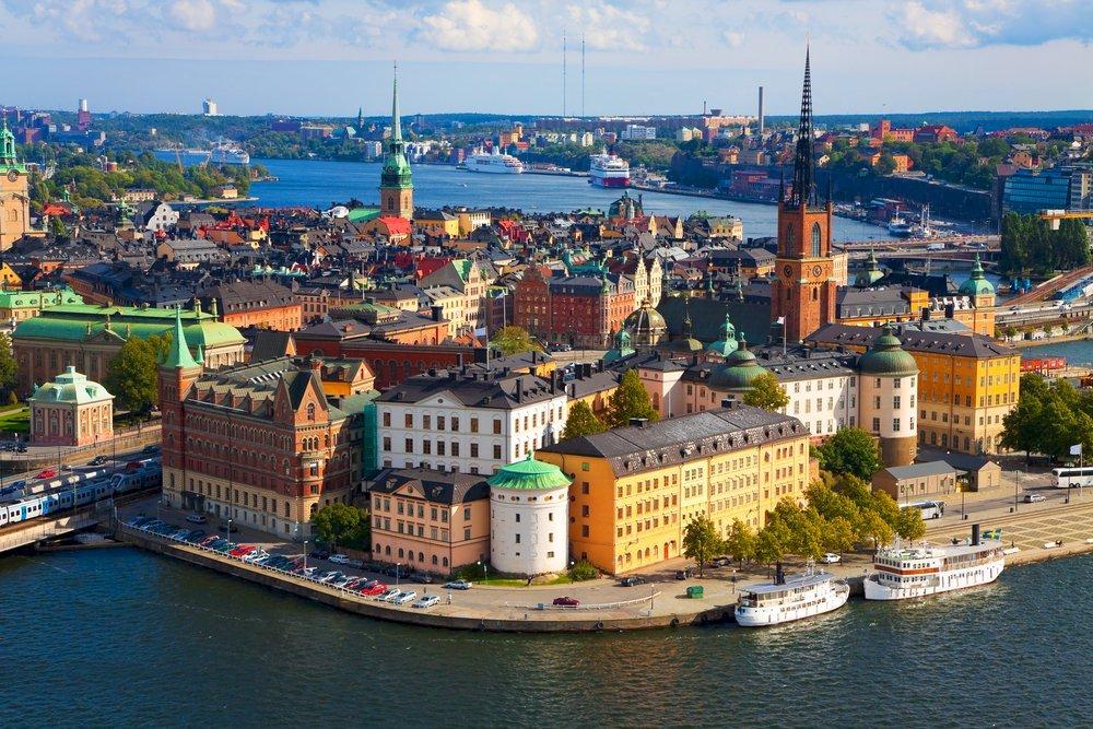 Suécia-Estocolmo