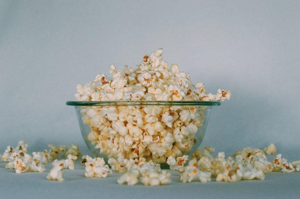 Νύχτα στον κινηματογράφο online παζλ