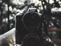Po dlouhé době nová fotka! - Kamera Nikon DSLR byla vypnuta.