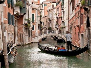 Venise Italia - Venise -Ville unique en Italie