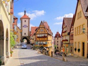 Bavière-Allemagne - -Bavière dans le sud de l'Allemagne