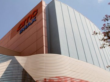 IMAX, películas - Edificio AMC Imax. San Antonio, TX
