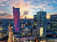 Zgârie-nori din Varșovia