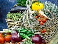 Alimentos saudáveis vegetais