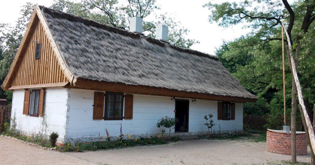 O fostă fermă - Muzeul în aer liber al clădirilor vechi - grădina botanică din Łódź (15×13)