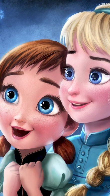 Elsa And Ania Play Jigsaw Puzzle For Free At Puzzle Factory