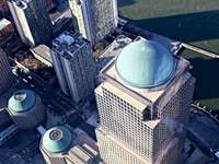 A Look at Finance - Bird's eye view photo of high-rise buildings. Canada