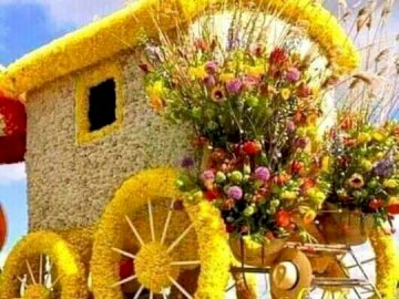 Original floral composition - Original floral composition
