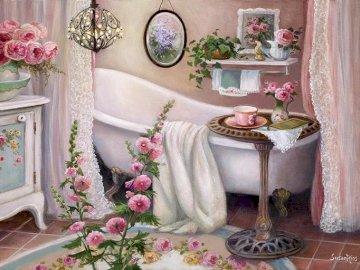 Bathroom. - Bathroom