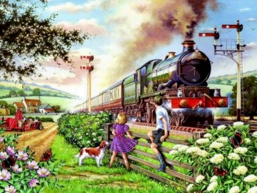 Tren .. - Entrenar