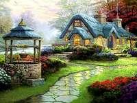 Красива къща с градина