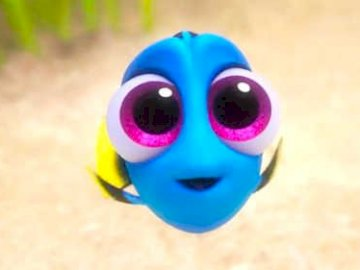Little Dory - Dory From Movies Where is Dory