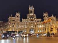 Вечерта в Мадрид