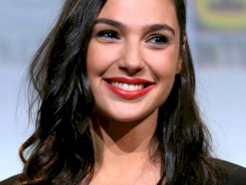 Gal Gadot - l'attrice Gal Gadot che interpreta Wonder Woman