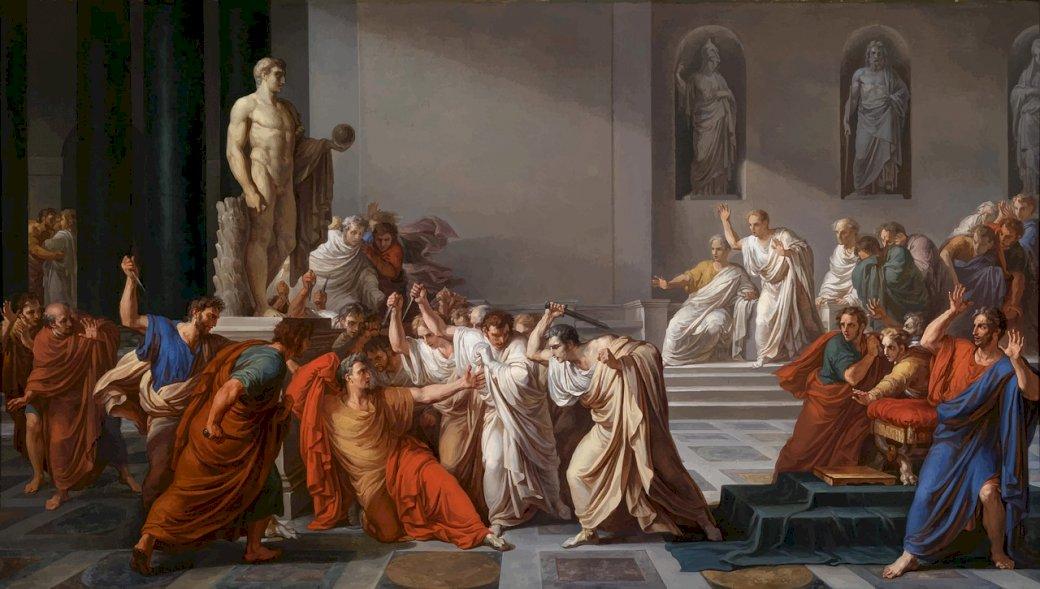 δολοφονία του Giulio Cesare