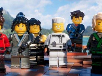 NinjaGO MOVIE - Lego NINJA GO MOVIE est un grand film que je vous recommande