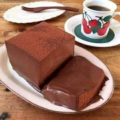 prăjituri cu ciocolată - este o masă delicioasă de ciocolată (5×5)