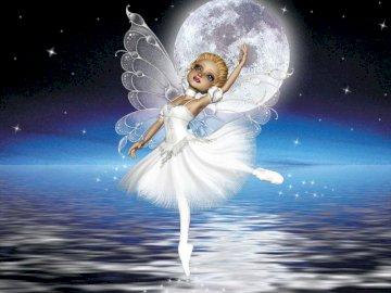 hada bailando en el agua - hada bailando en el agua