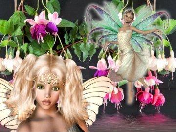 the fairy village - the enchanted fairy village