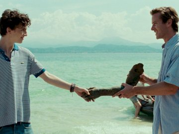 CALL ME BY YOUR NAME - NETFLIX FILM PUZZLE '' CALL ME BY YOUR NAME ''