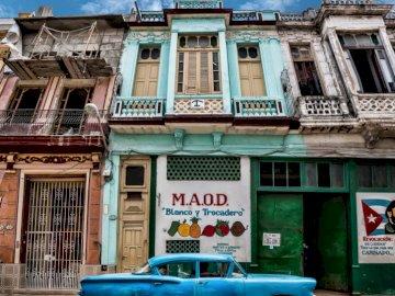 Stolica Kuby - Hawana - Hawana, miasto nad Zatoką Meksykańską, stolica Kuby i największe miasto oraz port na wyspie i w