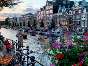 Amsterdam, the Netherlands - oh oh oh oh oh oh oh oh oh oh
