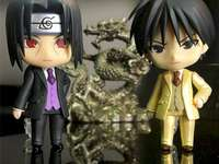 Itachi and Roy - Itachi Uchiha and Roy Mustang in costumes are too beautiful!