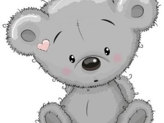 testowymisio - A test teddy bear for the test.