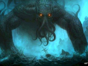 Cthulhu despierta - Mitos de Cthulhu Howard Phillip Lovecraft