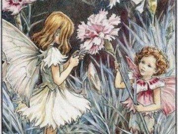 děti jako motýlkové