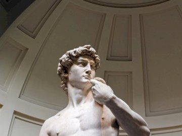 David de Miguel Ángel en - Estatua de David Erechim, Rio Grande do Sul, Brasil