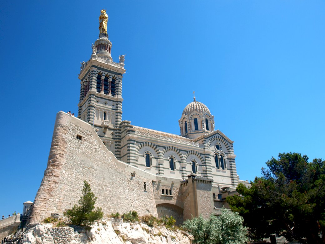 Basílica de Notre Dame de Marselha