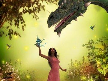the queen of dragons - the queen of dragons
