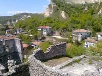 Bulgária - que belas montanhas -------