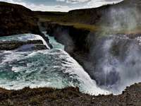 Gullfoss in Iceland. - Waterfall during daytime. Germany