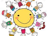Słońce i dzieci