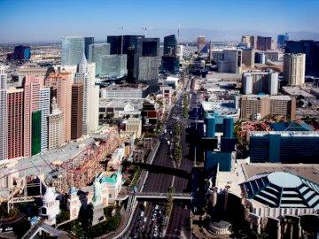 Las Vegas Strip - Spojrzenie na miasto, Las Vegas Strip