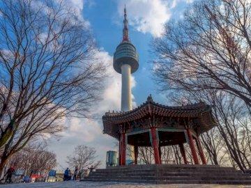 Torre di Namsan - La famosa torre di Seoul in Corea del Sud