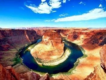 USA states landscape - Landscape of the united states