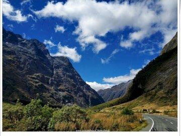 Nowa Zelandia - piękno natury w całej okazałości